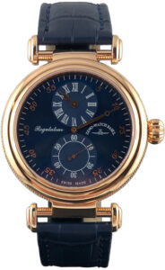 Jaquet Regulator blue