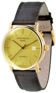 Bauhaus Automatic gold plated