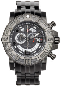 Neptun 2 Chronograph black
