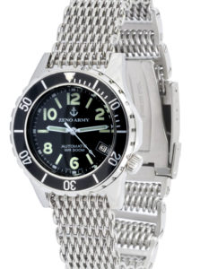 Army Diver Automatic Mesh