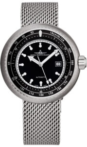 Deep Diver Tachymeter black