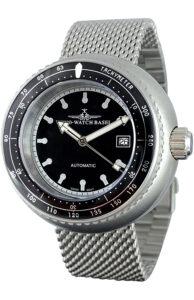 Deep Diver Tachymètre noir