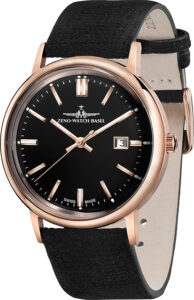 Luc Vintageline Quartz rose gold plated