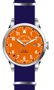 Navigator Nato Quartz, orange