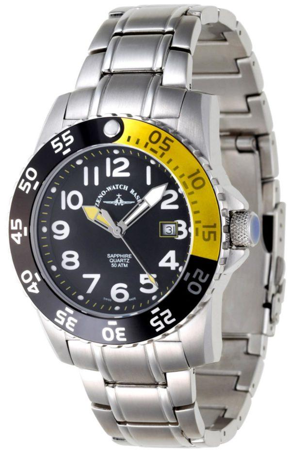 Zeno Watch Basel Watch Herrenuhr Hercules 2 Chronograph Day Date 2557TVDD a8