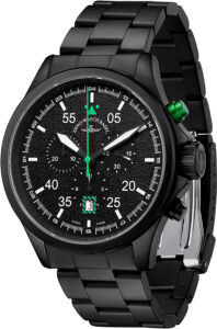 Speed Navigator Chronograph black-green