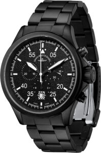 Speed Navigator Chronograph black
