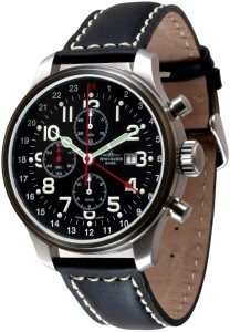OS Pilot Chronograph GMT - Limited Edition
