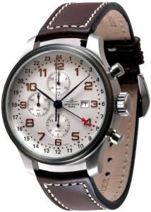 OS Rétro Chronographe GMT