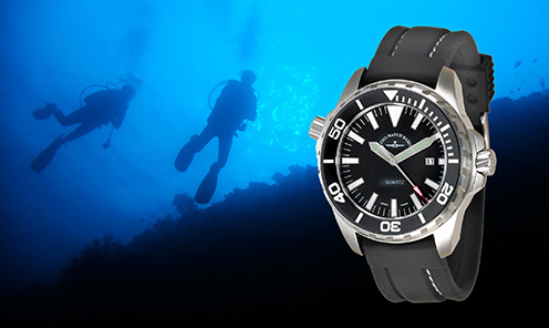 Pro Diver II Automatic or Quartz