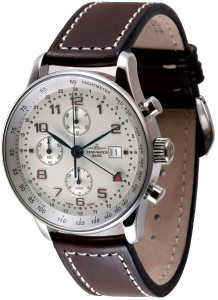 X-Large Retro Chronograph GMT
