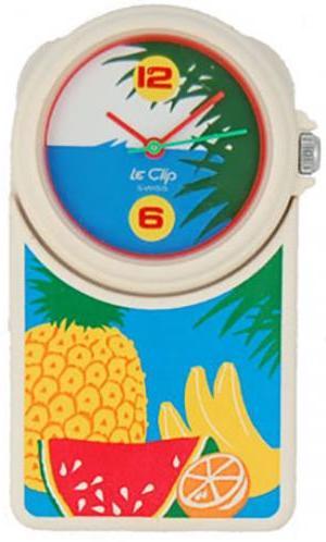 le-clip-klippuhr-frchte-fruits